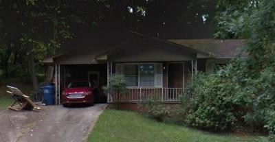 Atlanta Single Family Home For Sale: 3178 Empire Boulevard SW