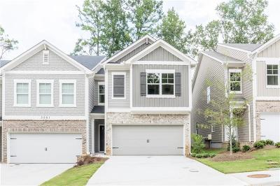 Austell Condo/Townhouse For Sale: 3049 Creekside Overlook Way #28