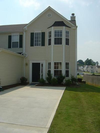 Bartow County Condo/Townhouse For Sale: 16 Berkeley Place