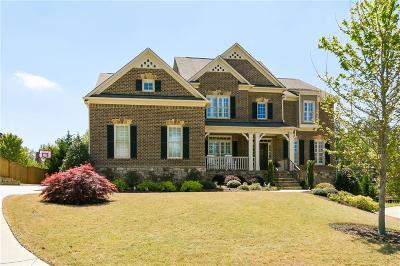 Marietta Single Family Home For Sale: 4613 Wigley Estates Road