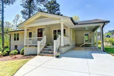 Decatur Single Family Home For Sale: 1386 Nalley Circle