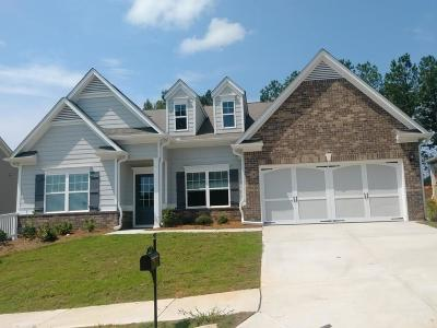 Canton GA Single Family Home For Sale: $294,990