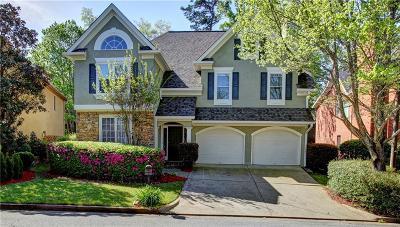 Smyrna Single Family Home For Sale: 2100 Anderson Drive SE