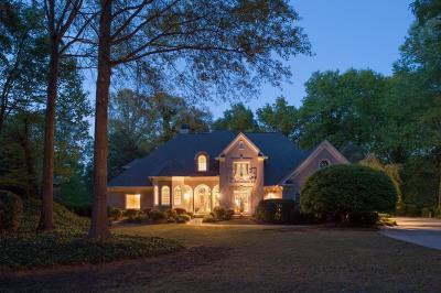 Sandy Springs Single Family Home For Sale: 7625 Treeridge Court
