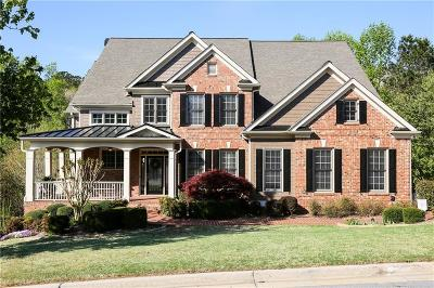 Canton GA Single Family Home For Sale: $574,000