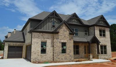 Buford Single Family Home For Sale: 2783 Thompson Mill Road