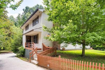 Marietta Single Family Home For Sale: 343 Merrydale Drive SW