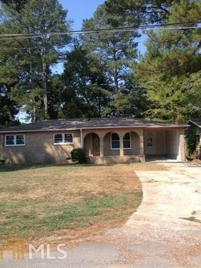 Rome Single Family Home For Sale: 7 Glenda Drive