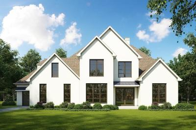 Sandy Springs GA Single Family Home For Sale: $1,550,000