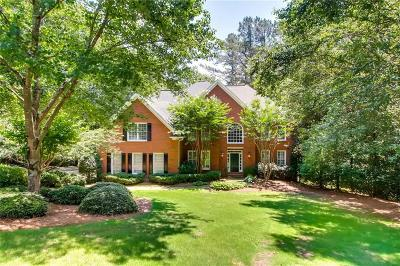 Single Family Home For Sale: 4710 Talleybrook Drive NW
