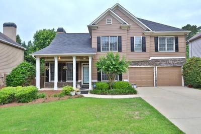 Canton Single Family Home For Sale: 3039 Woodbridge Lane