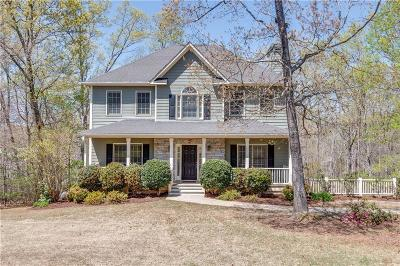 Ball Ground Single Family Home For Sale: 210 River Run Drive