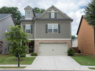 Braselton Single Family Home For Sale: 7261 Silk Tree Pointe