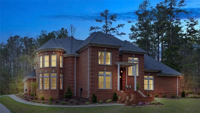 Acworth Single Family Home For Sale: 2449 Acworth Due West Road