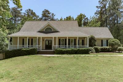 Marietta Single Family Home For Sale: 1657 John Ward Road SW