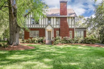 Atlanta Single Family Home For Sale: 1338 N Decatur Road NE