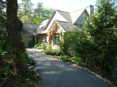 Big Canoe Single Family Home For Sale: 134 Beech Fern Knoll
