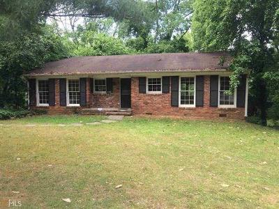 Atlanta Single Family Home For Sale: 2358 Armand Road NE