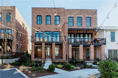 Atlanta Condo/Townhouse For Sale: 1916 Bay Line Lane #118