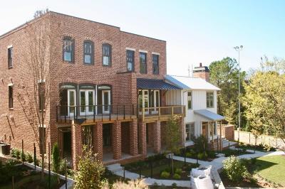 Atlanta Condo/Townhouse For Sale: 1841 Brooks Drive NW #122