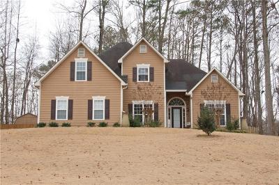 Acworth Single Family Home For Sale: 3818 Heartleaf Drive NW
