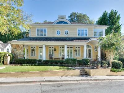 Atlanta Single Family Home For Sale: 4270 Olde Mill Lane