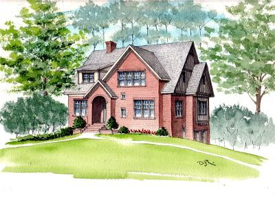 Druid Hills Single Family Home For Sale: 1250 Briardale Lane NE
