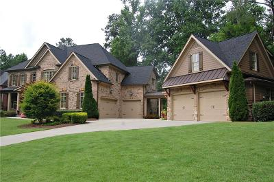 Dunwoody Single Family Home For Sale: 5648 Mill Glen Court
