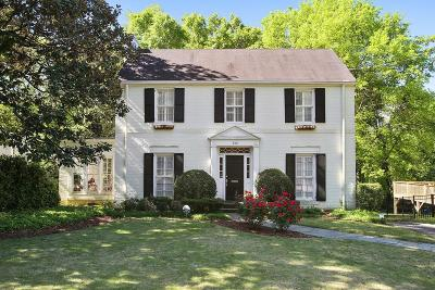 Atlanta Single Family Home For Sale: 420 Collier Road