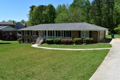 Single Family Home For Sale: 4114 N Cooper Lake Road SE
