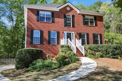 Marietta Single Family Home For Sale: 1247 Penncross Way SW