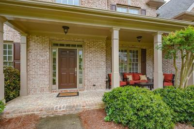 Marietta Single Family Home For Sale: 1122 Blackwell Farm Drive