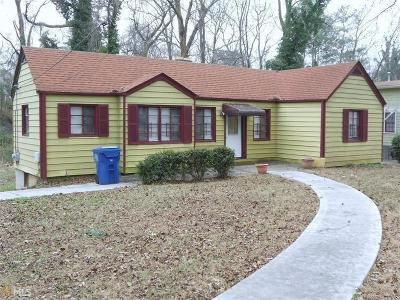 Atlanta Single Family Home For Sale: 2156 Montrose Ave. Avenue