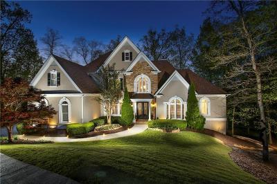 Alpharetta Single Family Home For Sale: 20 Club Court