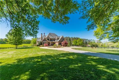 Villa Rica Single Family Home For Sale: 2678 NE Hickory Level Road