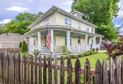 Inman Park Multi Family Home For Sale: 37 Waverly Way NE
