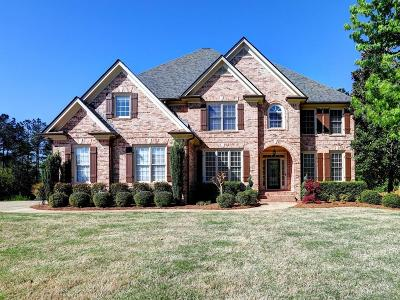 Acworth Single Family Home For Sale: 117 Oakwind Point