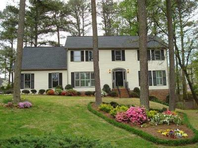 Single Family Home For Sale: 3000 Greyfield Trace SE