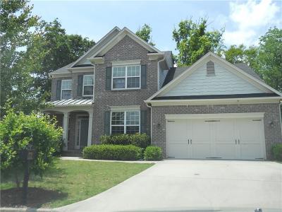 Suwanee Single Family Home For Sale: 1359 Belmont Hills Drive