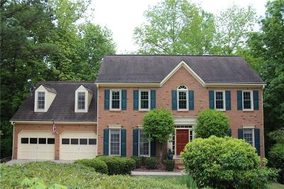 Woodstock Single Family Home For Sale: 5013 Willow Creek Drive
