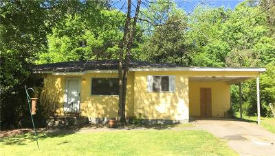 Single Family Home For Sale: 2637 Rex Avenue SW