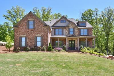Milton  Single Family Home For Sale: 1770 Horsham Trail