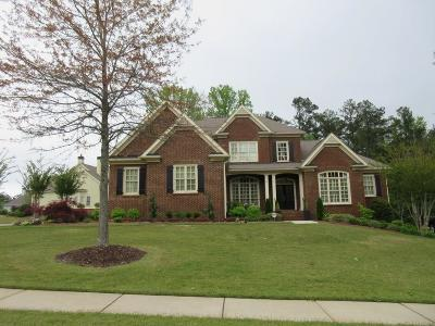 Kennesaw Single Family Home For Sale: 1536 Davis Farm Drive NW
