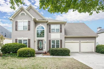Marietta Single Family Home For Sale: 1486 Soaring Pointe