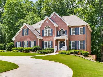 Powder Springs Single Family Home For Sale: 396 Collegiate Drive