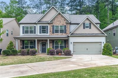 Acworth Single Family Home For Sale: 833 Gold Court