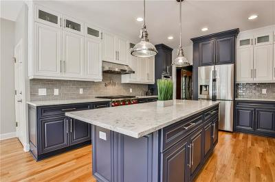 Roswell Single Family Home For Sale: 5900 Plantation Drive