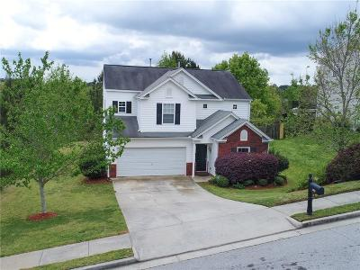 Lawrenceville Single Family Home For Sale: 1685 Ivey Pointe Court