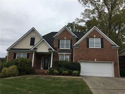 Grayson Single Family Home For Sale: 1562 Sweet Branch Trail
