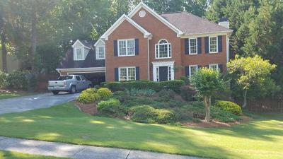 Acworth Single Family Home For Sale: 5625 Brookstone Drive NW